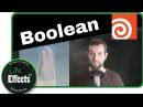 Boolean Sculpting in Houdini | Druid Stone Circle Let's VFX 3