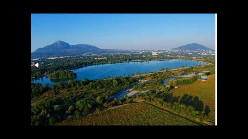Встречи на Новопятигорском озере.