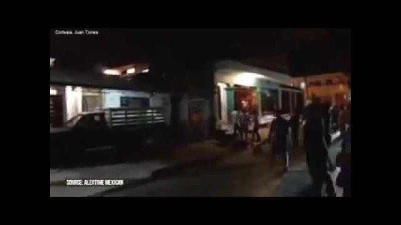Линчевания Алексея Макеева Alextime в Мексике 19 05 17