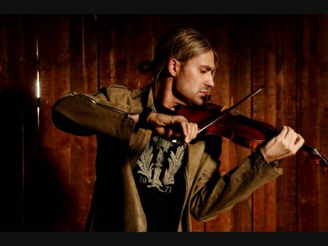 David Garrett - Mozart Violin Concerto No. 5 in A major, K219 - Mov I