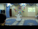 татарский танец с голубями