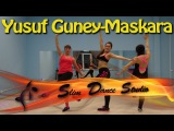 Latina dance fitness (Zumba) workout for beginners Step By Step With Music Yusuf Guney Maskara