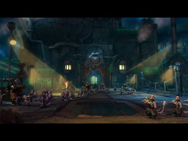 Aion 5.1 Soundtrack - Secret Munitions Factory (Luna Weekly Instance)