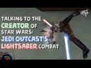 Talking to the Creator of Star Wars Jedi Outcast's Lightsaber Combat