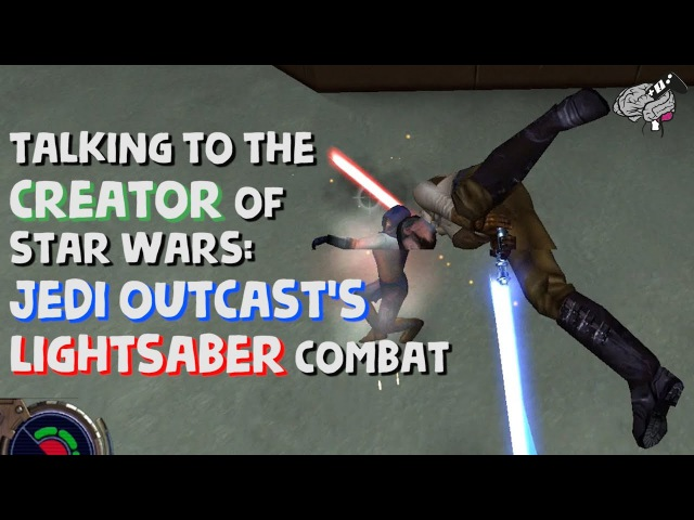 Talking to the Creator of Star Wars: Jedi Outcast's Lightsaber Combat