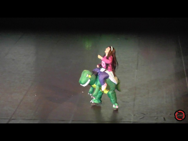 S.O.S 2017 Экспресс-дефиле VSEMAYKI.RU - Gravity Falls - Mabel Pines