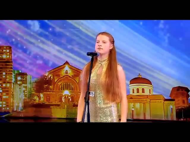 Moldova Are Talent - Ana Munteanu 19.09.2014 Sezonul 2 Ep.1