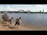 ВЯрославской области прошел фестиваль «Бурлаки вдоль Волги», который приуроче...