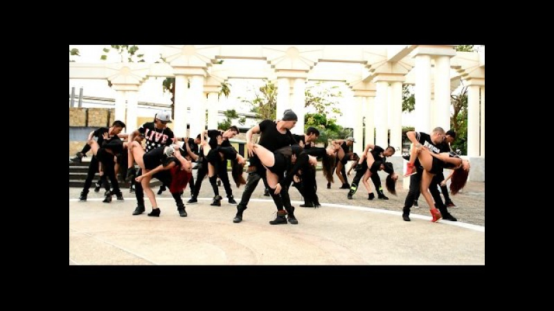 Wisin, Carlos Vives - Nota de Amor (Choreography) ft. YoDance - Wilson Dance - Rumberos Tropicales