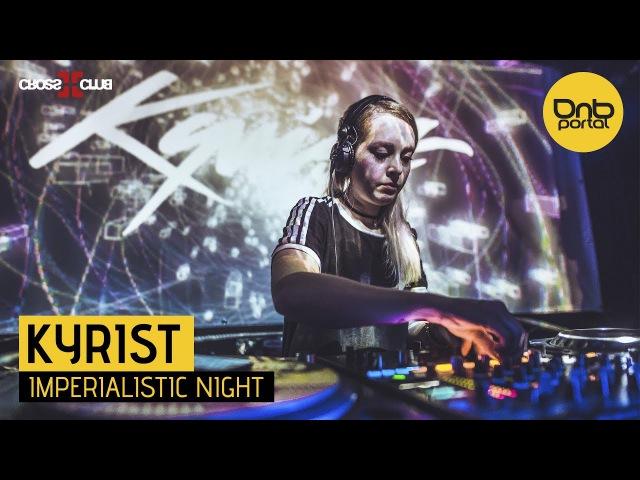 Kyrist - Imperialistic Night [DnBPortal.com]