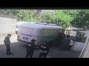 Сбежал преступник в городе Ставрополе! Эксклюзивные кадры с камеры наблюдения!