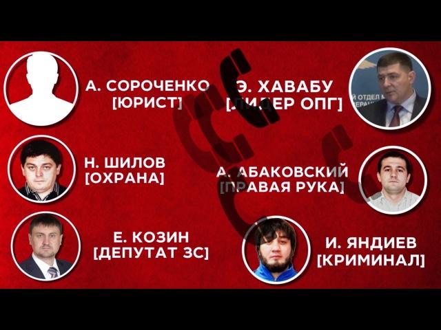 Красноярск криминал = коррупция