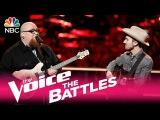 The Voice 2017 Battle - Jesse Larson vs. Taylor Alexander