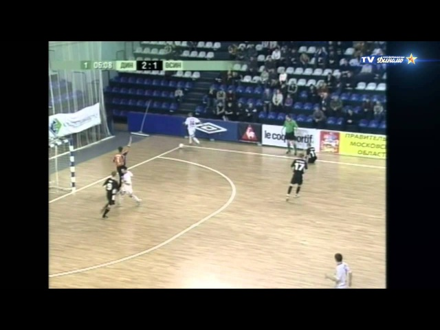 КР-2003-04 Финал. Динамо - ВИЗ-Синара 27/12/2003