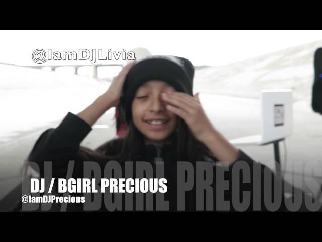 DJ Livia VS old school freestyle 80s