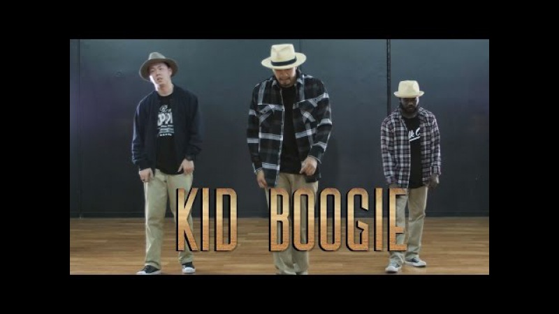 Kid Boogie Choreography Get The Funq Down