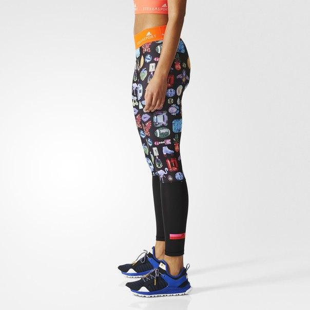 Леггинсы adidas STELLASPORT Printed