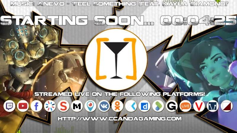 [ENG] CCAA Gaming [Torradas] || Zenyatta Gold Ranked Games