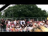 [Fancam] 170716 NUEST на концерте Seventeen Diamond Edge