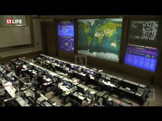 Стыковка транспортного корабля «Прогресс МС-05» с МКС — прямая трансляция