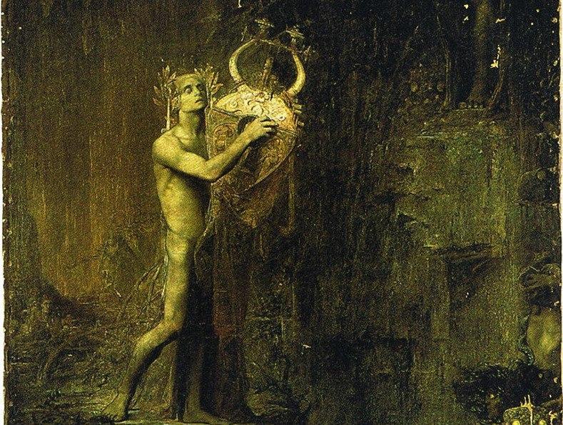 Пять гимнов Орфея в новых переводах Екатерины Дайс