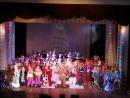 Финал сказки Алиса в стране новогодних чудес (ДК Химиков)