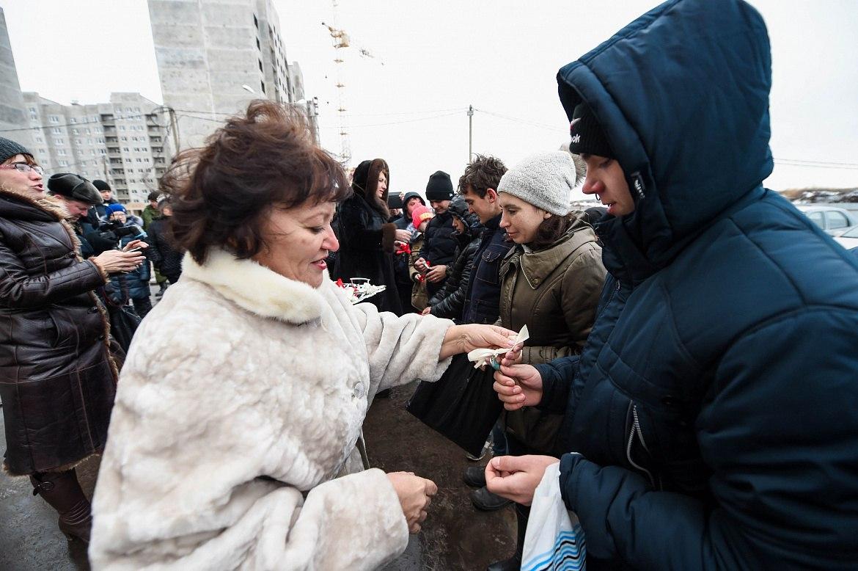 120 граждан Нижнекамска получат ключи отновых квартир