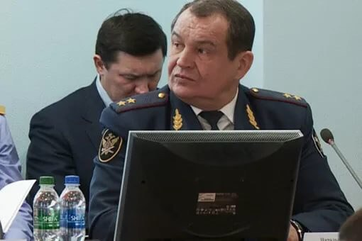 Путин сократил руководителя УФСИНРТ Дауфита Хамадишина