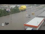 Потоп в Ульяновске, 05.07.2017