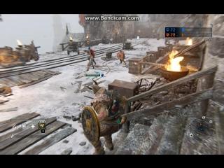 forhonor WL skirmish