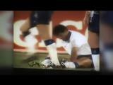 Футболист обкакался