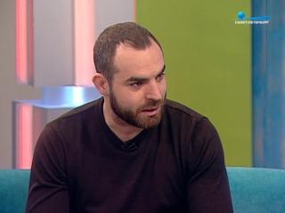 Виктор Данишевский и Кирилл Попов в программе