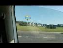 """Надпись """"Полоцк"""" появилась на въезде в город со стороны Минска"""
