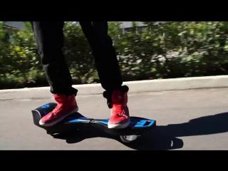 Электрический двухколёсный скейт - Razor RipStik Electric. Электро роллерсерф от Razor!