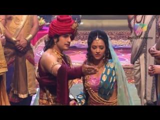 Chandra and Nandinis wedding rituals start