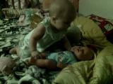 Злата и кукла