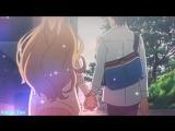 Аниме клип про любовь - Девочка ты моя душа ( Аниме романтика AMV Аниме клип о настоящей любви )