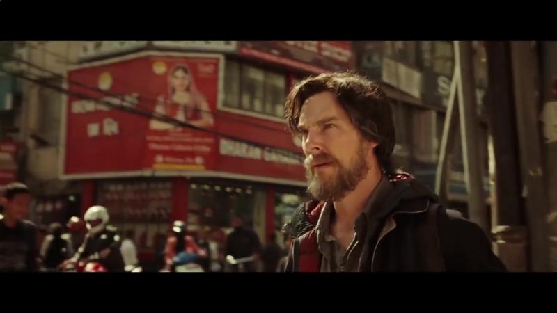 Фильм Доктор Стрэндж (2016) смотреть онлайн в хорошем качестве HD