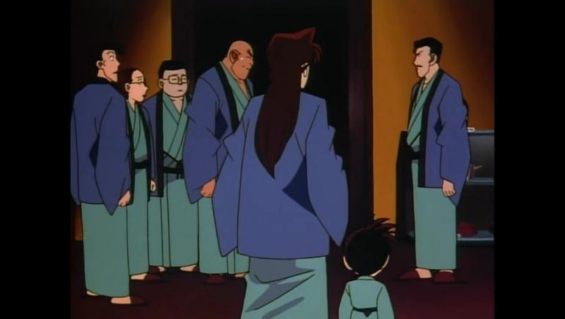 El Detectiu Conan - 028 - El cas de l'assassinat de la trobada d'antics alumnes (II)