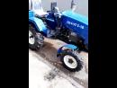 тракторы приехали