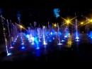 парк Горького Поющие фонтаны