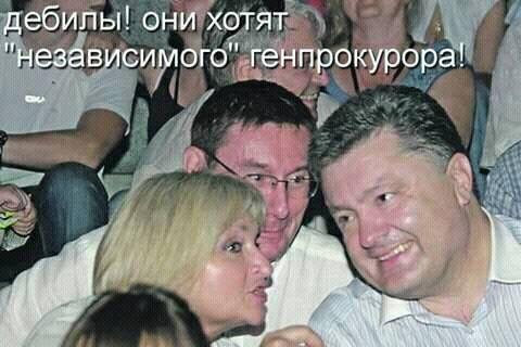 Если Онищенко в течение 10 дней не предоставит информацию, подтверждающей его слова о коррупции в Раде, видимо, производство нужно будет закрывать, - Холодницкий - Цензор.НЕТ 217