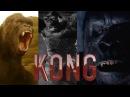 The Evolution of King Kong