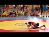 Международный турнир по вольной борьбе среди детей возрастом от 6 до 12 лет
