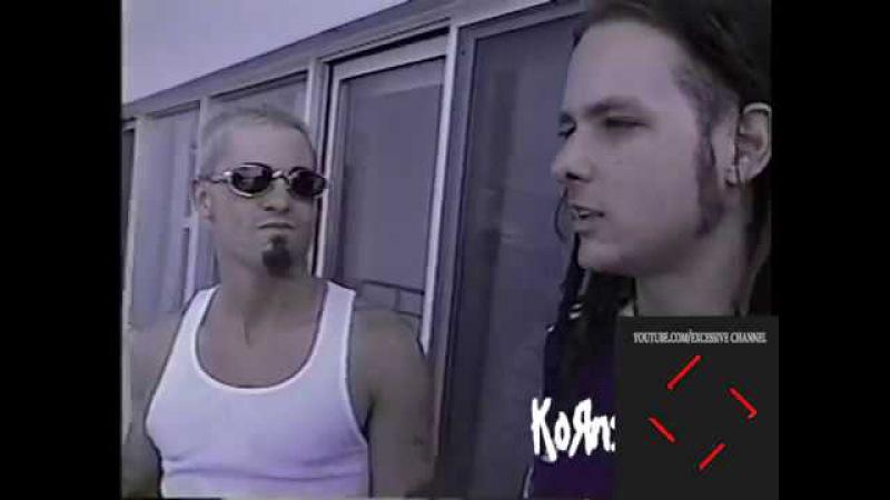 Интервью с Korn (1995) [русская озвучка]