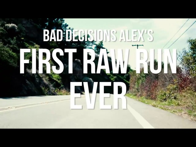 Original Sin Alex Ameen x Ian McSherry First Raw Run 2013