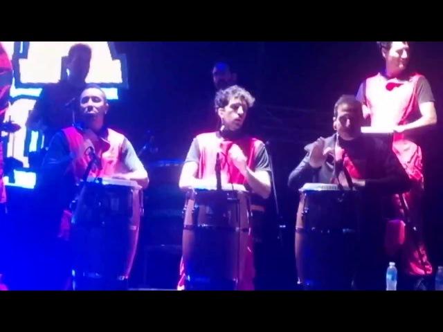 Необычный ритм La Bomba del Tiempo 18 сентября 2017 Konex Буэнос Айрес Аргентина