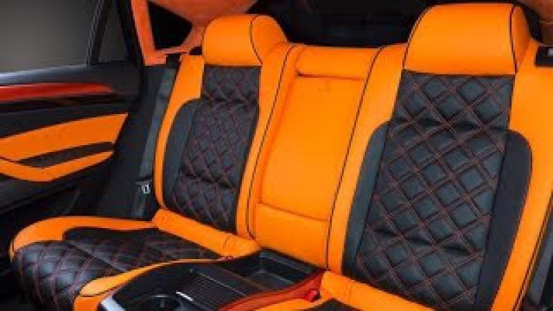 Как самостоятельно обтянуть кожей сиденья в салоне автомобиля