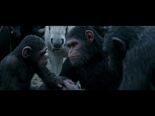 ENG | ТВ ролик фильма «Планета обезьян: Война — War for the Planet of the Apes». A Father Becomes Legend. 2017.