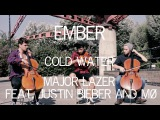 Ember Trio - Cold Water Major Lazer feat. Justin Bieber and MØ Cover Violin and Cello